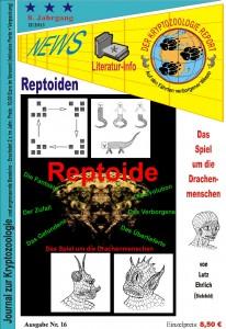 Der Kryptozoologie-Report: Ausgabe Nr. 16