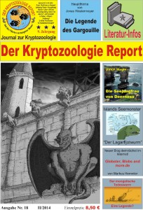Der Kryptozoologie-Report – Ausgabe Nr. 18